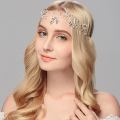 Elegant Alloy Forehead Jewelry/Headbands (Sold in single piece)