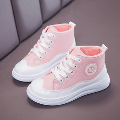 Unisex Canvas Canvas Sneakers & Athletic With Lace-up