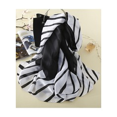 Striped Light Weight Scarf (204119026)