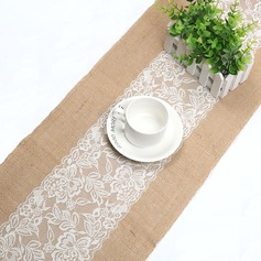 Tablecloth Linen (Sold in a single piece) Simple Table Centerpieces (128152266)