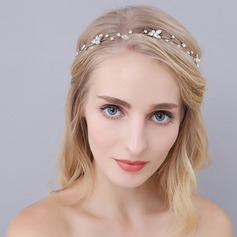 Beautiful Rhinestone/Alloy Headbands (042096418)