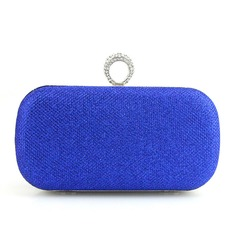 Tulle Clutches/Wristlets/Minaudiere