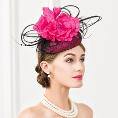 Ladies' Special Cambric With Feather/Flower Fascinators/Kentucky Derby Hats/Tea Party Hats