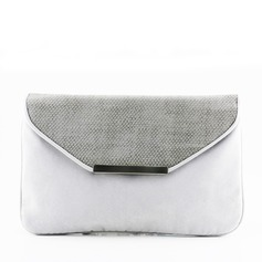 Classical Velvet/PU Clutches