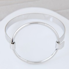 Classic Alloy Ladies' Fashion Bracelets