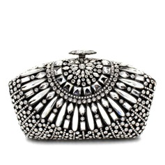 Gorgeous Alloy Clutches/Motorcycle Bags