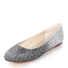 Mulheres Espumante Glitter Sem salto Sem salto com Outros