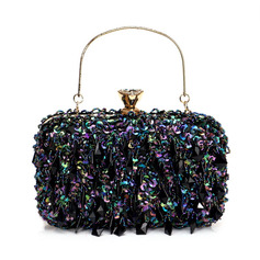 Elegant/Fashionable/Shining Metal/Plastic Clutches/Evening Bags