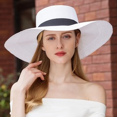 Ladies' Amazing Polyester Floppy Hat/Kentucky Derby Hats