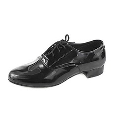 Men's Leatherette Latin Ballroom Practice Character Shoes Dance Shoes