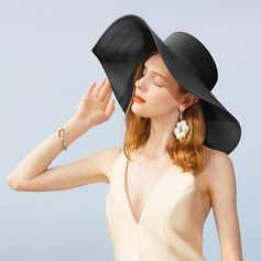 Ladies' Classic/Elegant/Simple/Vintage/Artistic Pp Beach/Sun Hats