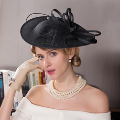 Ladies' Glamourous Cambric Fascinators/Kentucky Derby Hats