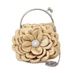 Unique Silk Wristlets/Bridal Purse