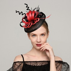 Ladies' Fashion Cambric/Feather With Feather Fascinators/Kentucky Derby Hats