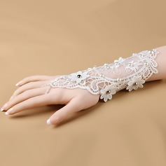 Exquisite Fabric With Lace Women's Fashion Bracelets (Sold in a single piece)