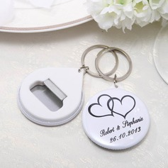 Personalized Plastic Keychains/Bottle Opener
