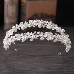 Beautiful Rhinestone/Alloy Headbands With Rhinestone