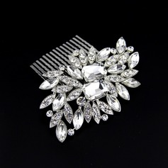 Beautiful Rhinestone Combs & Barrettes