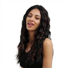 Curly Synthetic Hair Lace Front Wigs