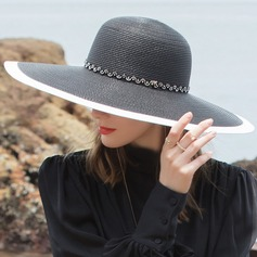 Ladies' Glamourous/Classic/Elegant/Simple/Nice Pp Beach/Sun Hats