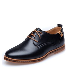 Men's Leatherette Lace-up Dress Shoes Work Men's Oxfords (259172251)