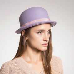 Elegant Wool Floppy Hat