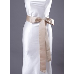 Simple Satin Sash