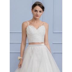 Separates Sweetheart Lace Wedding Dress