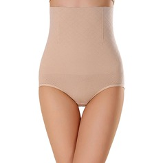 Women Classic/Elegant Chinlon High Waist Panty Shapers Shapewear
