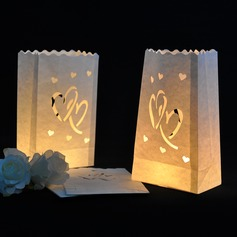 Heart Design Paper Luminary  (131047715)
