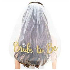 Bride Gifts - Tulle Veil