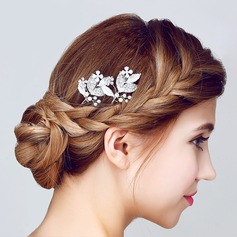 Glamourous Rhinestone/Alloy Hairpins(Sold in single piece)