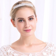 Classic Alloy Tiaras (Sold in single piece)