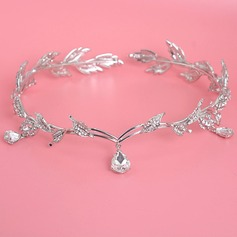 Ladies Beautiful Rhinestone Tiaras