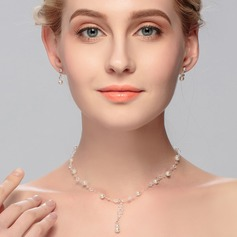 Elegant Alloy Women's/Ladies' Jewelry Sets