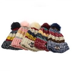 Ladies' Simple Polyester Beanie/Slouchy
