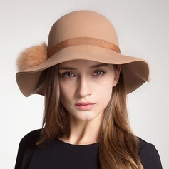 Ladies' Lovely Wool Floppy Hat