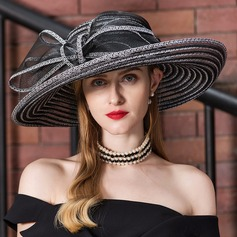 Ladies' Classic Cambric Floppy Hat