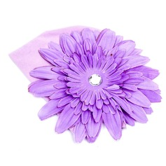 Lovely/Flower Shaped Silk Flower/Cotton/Acrylic Hats(More Colors)