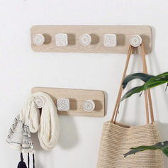 Beautiful Classic Cute Wooden Wall Hook