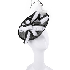 Ladies' Simple/Nice/Pretty Cambric With Feather Fascinators