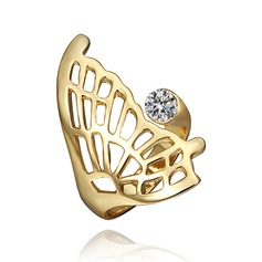 Exquisite Alloy With Rhinestone Fashion Rings