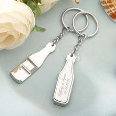 Personalized Zinc Alloy Keychains/Bottle Opener  (051029051)