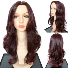 Body Wavy Long Layered Synthetic Wigs African American Wigs