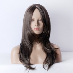 Body Wavy Synthetic Hair Capless Wigs