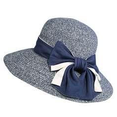 Ladies' Simple/Nice/Fancy Polyester With Bowknot Beach/Sun Hats