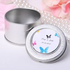 Personalized Butterfly Tins Favor Tin