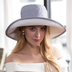 Beautiful Cotton/Cambric Bowler/Cloche Hat