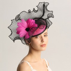 Ladies ' Efterspurgte/Særlige/Glamourøse/Elegant/Enestående/Fancy/Romantisk/Vintage/Kunstnerisk Kambriske/Fjer Fascinators/Kentucky Derby Hatte