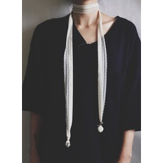 Solid Color Neck/Light Weight Scarf